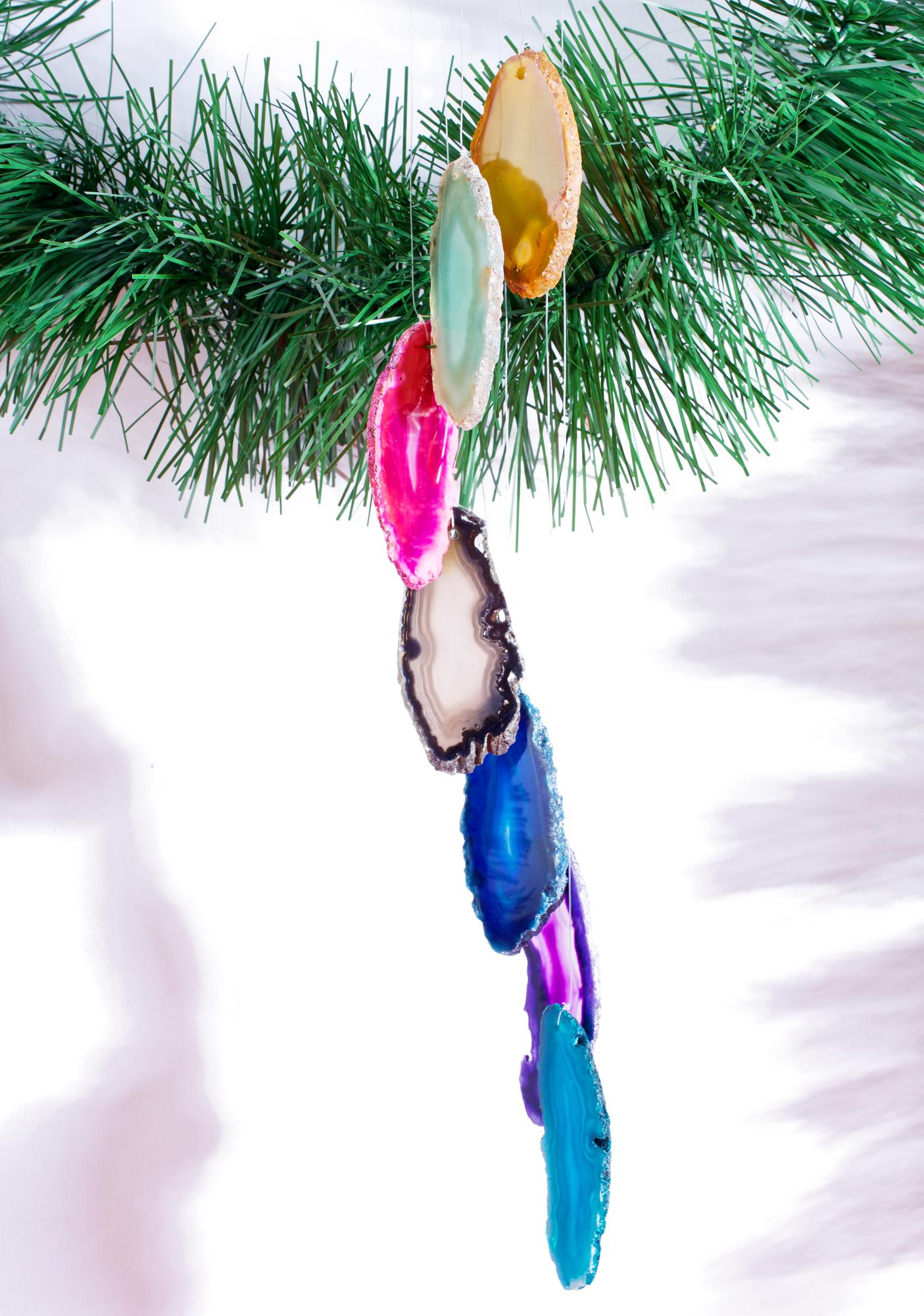 Soul Makes Colors Of The Wind Chime