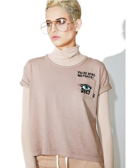 Being Watched Tee
