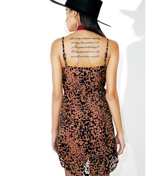Woo Me Slip Dress
