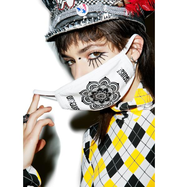 MeYouVersusLife X Disguise Mandala Flower Of Life Face Mask