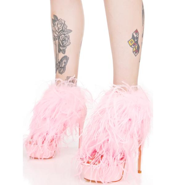 Privileged Chelsea Fluffy Heels