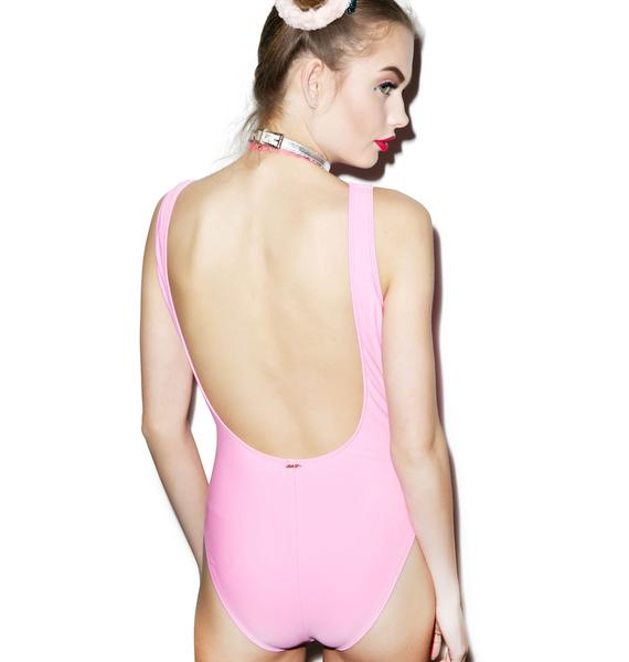 Wildfox Couture Barbie 80's One-Piece