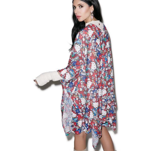 Japan L.A. All My Favorite Things Kimono