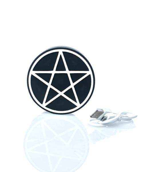 Wattzup Magik Pentagram Power Bank