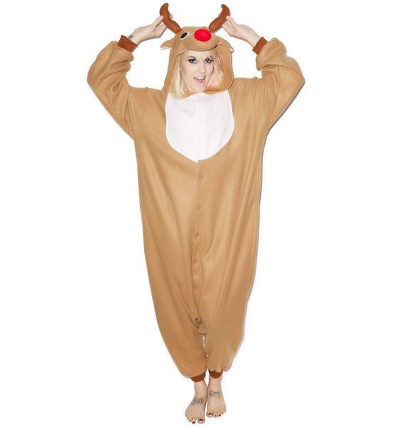 Sazac  Reindeer Kigurumi