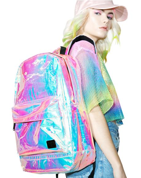 Holographic OG Backpack