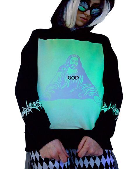 Crucified Sweater