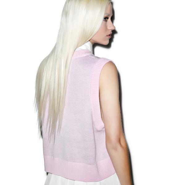 Joyrich Future Tech Knit Vest