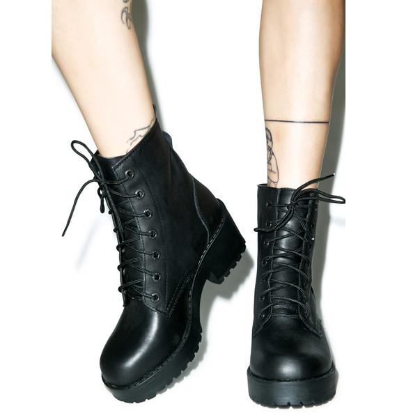 ROC Boots Chisel Boots