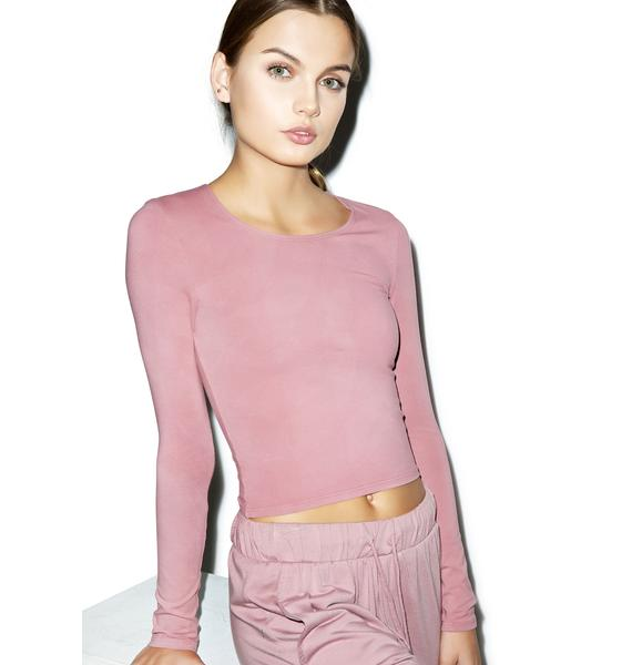 Groceries Apparel Julliard Crop Top