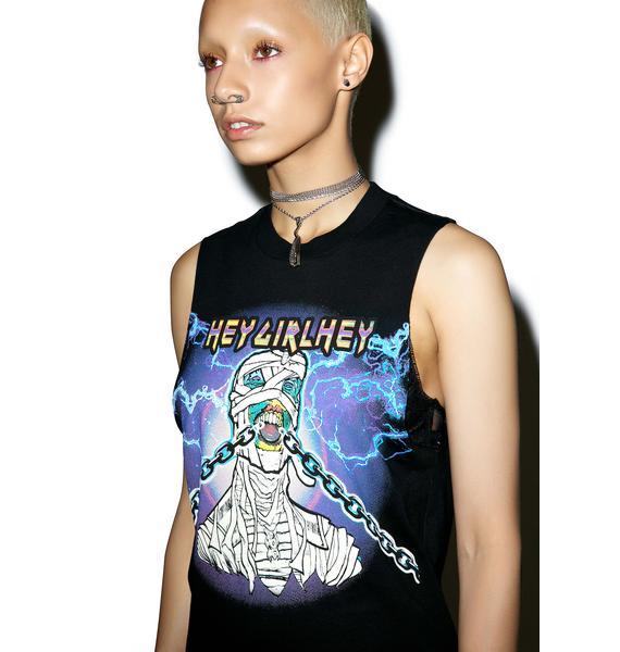 Y.R.U. Hey Girl Hey Metal AF Tank