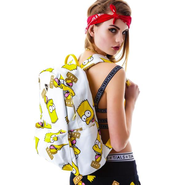 Joyrich Bart Face Backpack