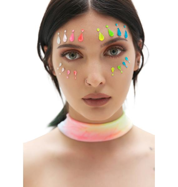 Rainbow Spectrum Face Jewels