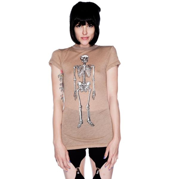Wildfox Couture Sempre Skinny Tee