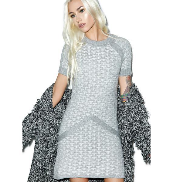For Love & Lemons Bowie Sweater Dress
