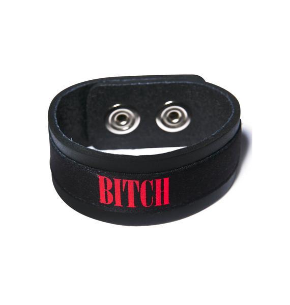 Club Exx Feelin' Bitchy Bracelet