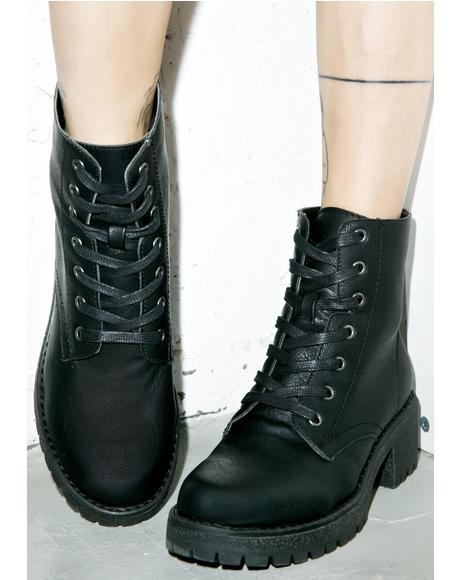 Velda Ankle Boots