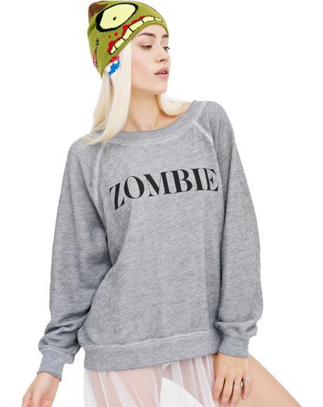 Zombie Kim's Sweater