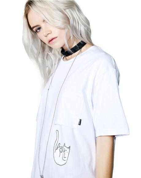 Whiteout Falling For Lord Nermal Tee