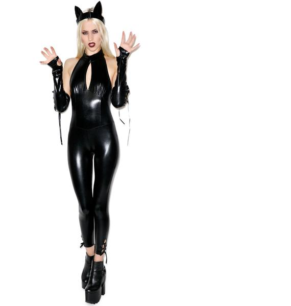 Lip Service Sex Kitten Costume