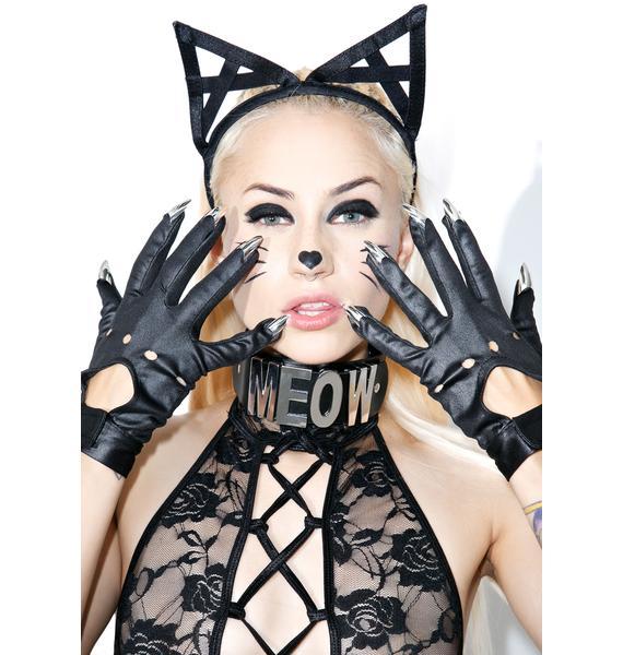 Scratch 'N Snatch Gloves