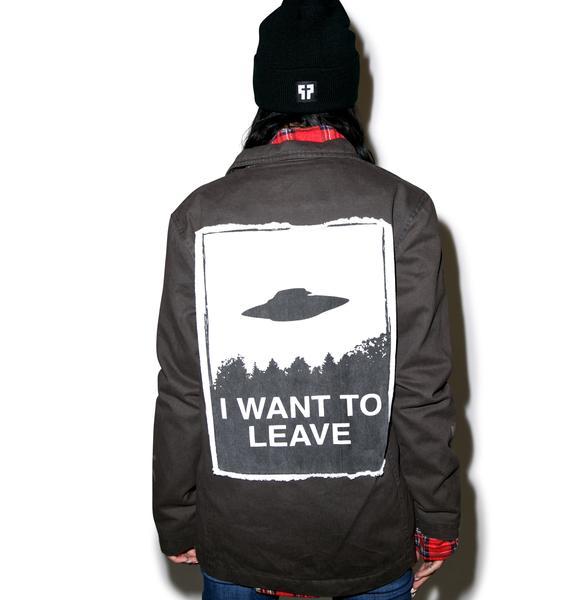 Disturbia Alienation Jacket