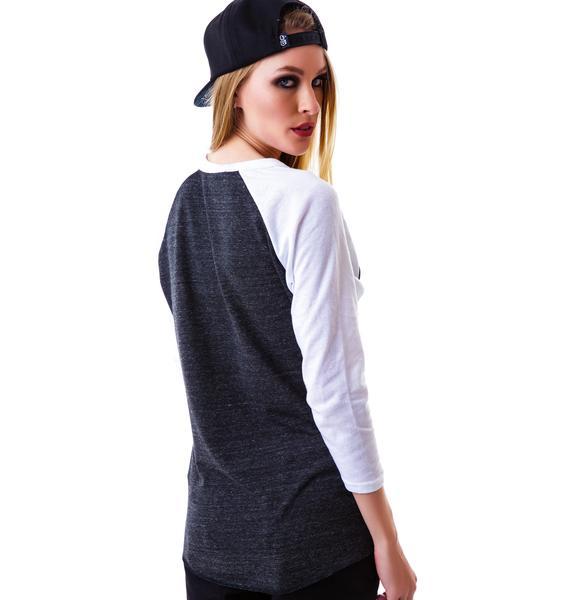 Nirvana Raglan Shirt