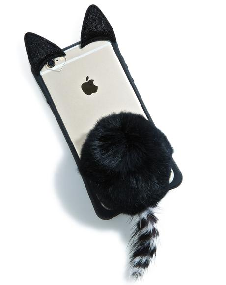 Fluff Ball iPhone 6/6+ Case