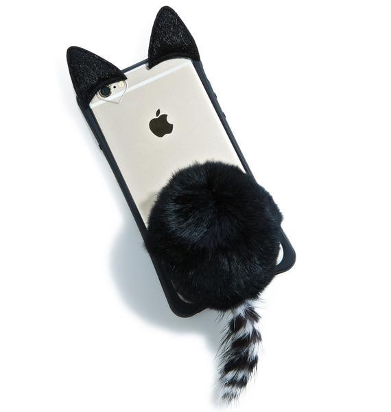 Fluff Ball iPhone 6/6+ Case