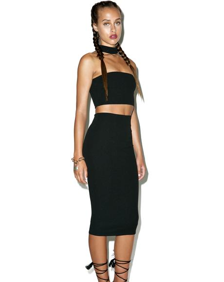 High Expectations Skirt Set