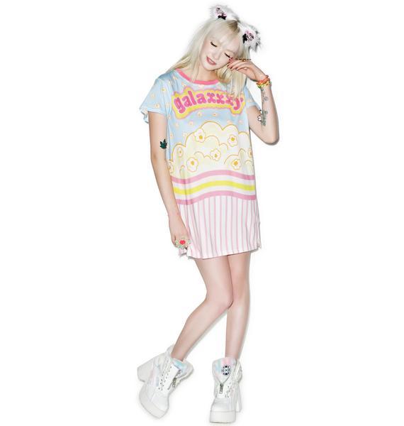 Get Poppin' Dress Tee