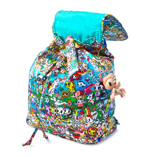Tokidoki Summer Splash Backpack