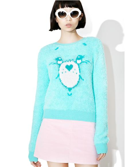 Wish Bear Sweater
