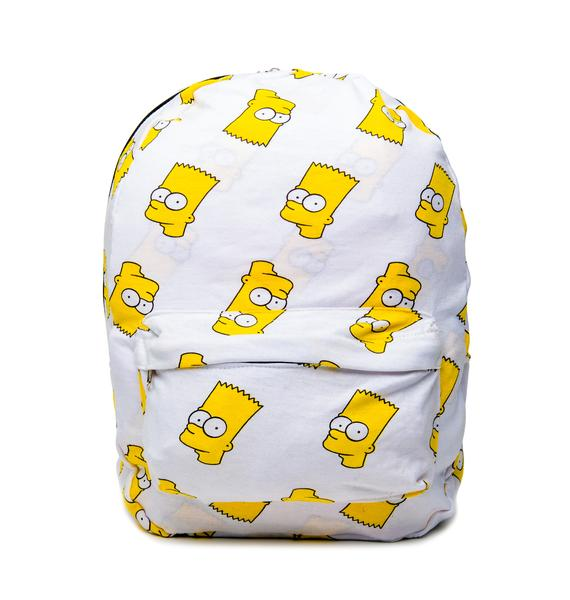 O Mighty Bart Backpack