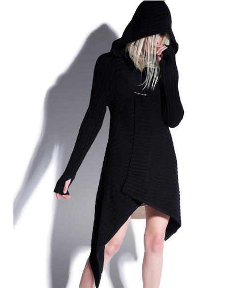 Stockholm Syndrome Knit Cardigan