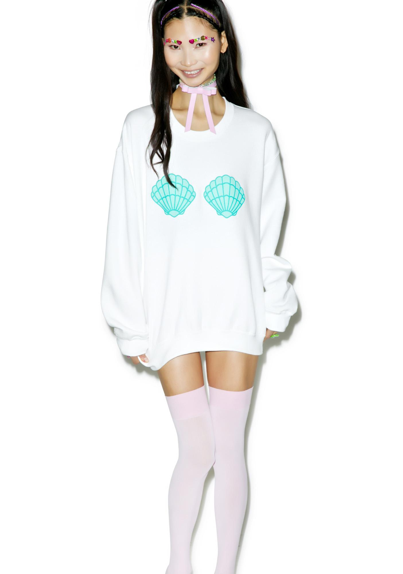 Bone Idol Atlantis Hoe Sweatshirt