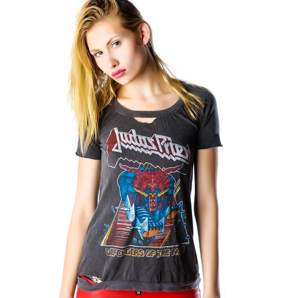 Chaser Judas Priest Tee