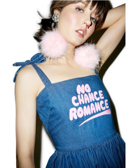 No Chance Romance Top
