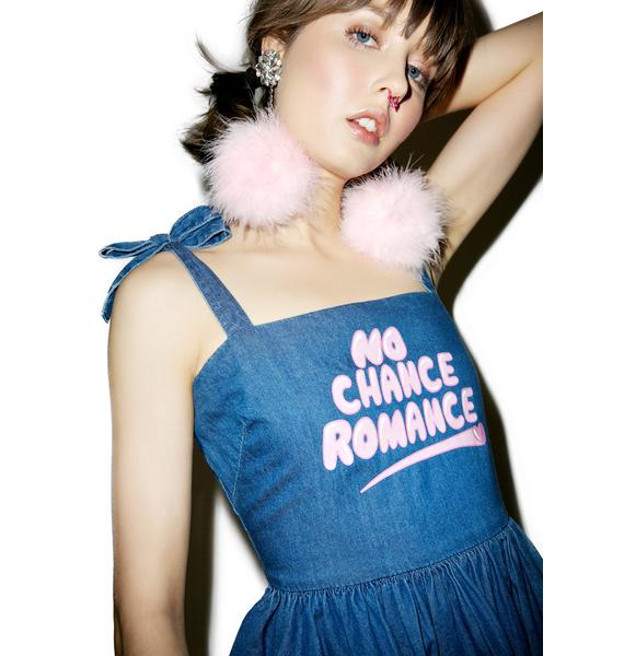 Lazy Oaf No Chance Romance Top