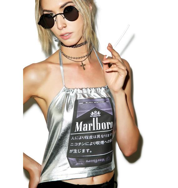 Smokin' Hottie Halter Top