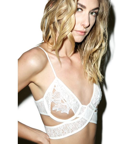 For Love & Lemons Cindy Underwire Bra