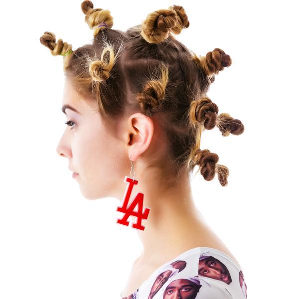 Suzywan Deluxe L.A. Earring