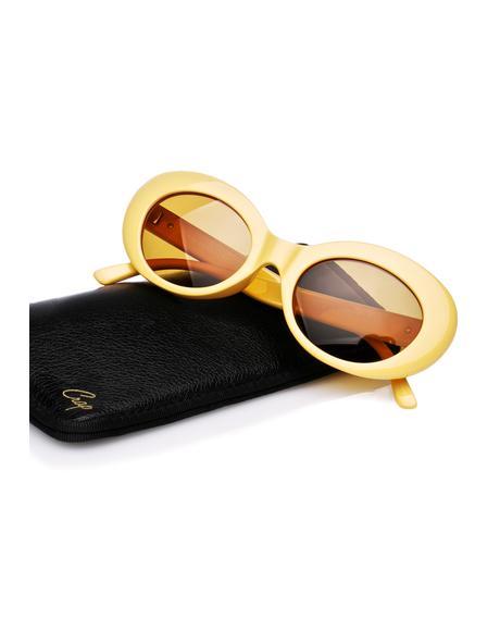 The Sunshine Love Tempo Sunglasses