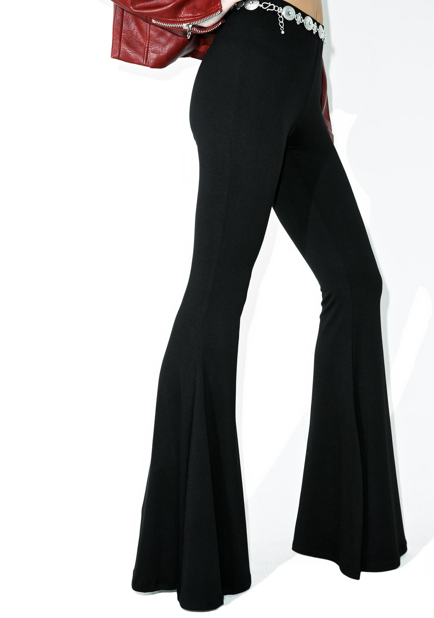 New Western Pull-On Flares