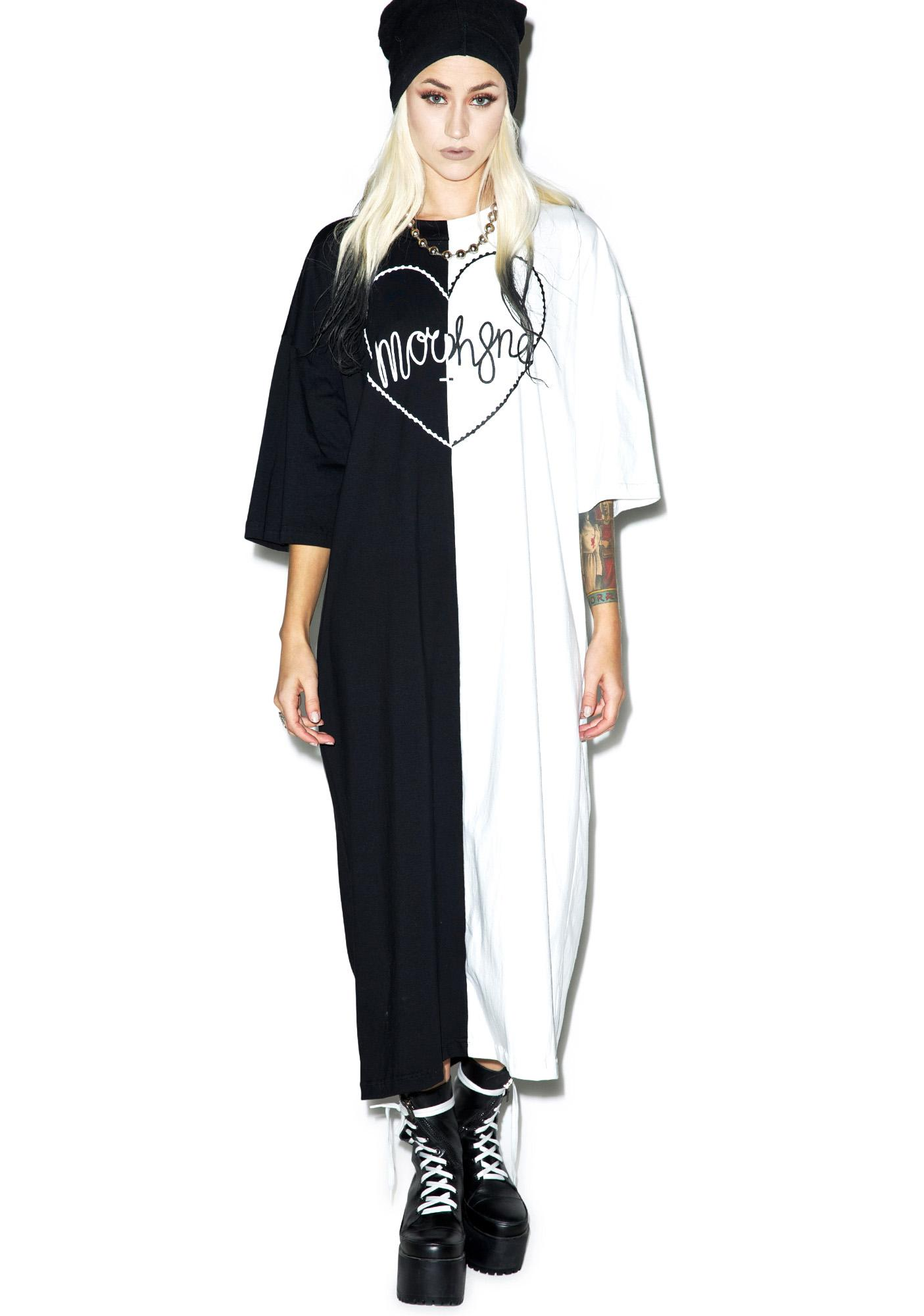 Morph8ne Grace Of The Grave T-Shirt Dress