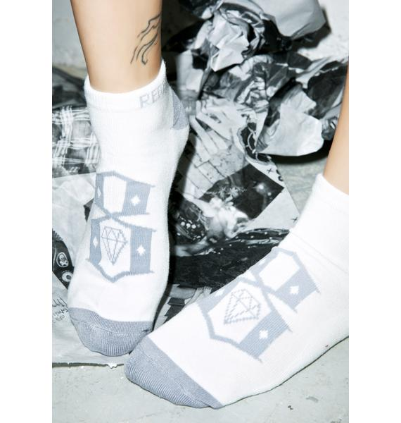 Rebel8 Stealth Ankle Socks