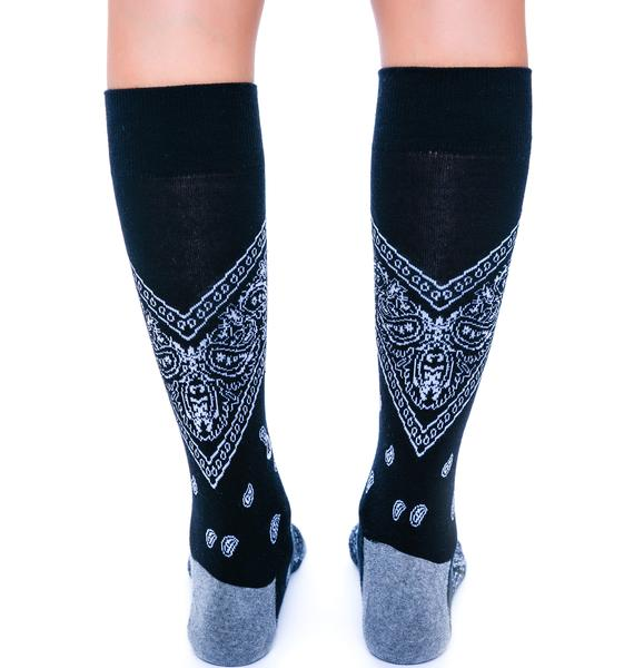 Stance Barrio Socks