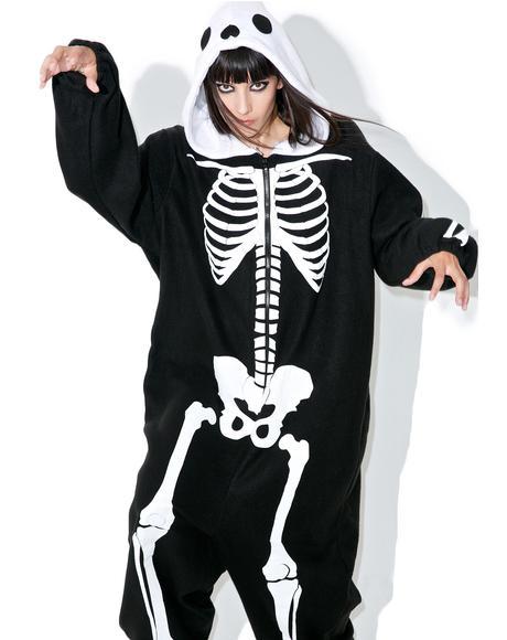 Skeleton Kigurumi