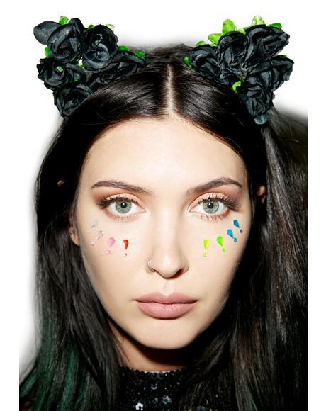 Carmella Rose Cat Ears