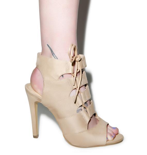 Lana Cut-Out Heels